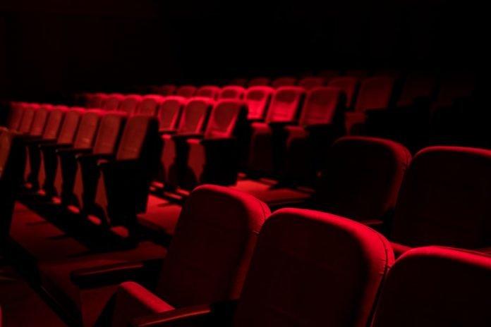 Sala cinema (foto Shutterstock.com)
