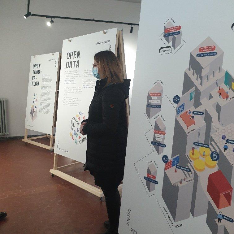 Inaugurazione Urban Digital Center