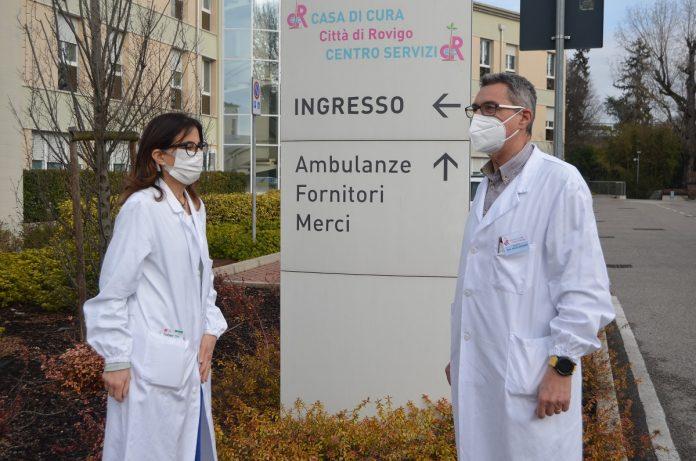 Tania Sogoian e Paolo Boldrini