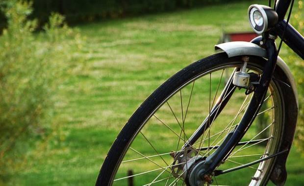 Ruota di bicicletta (foto Shutterstock.com)