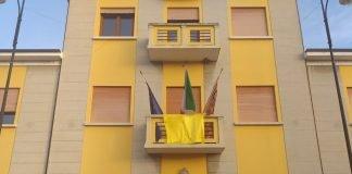 facciata muncipio Occhiobello
