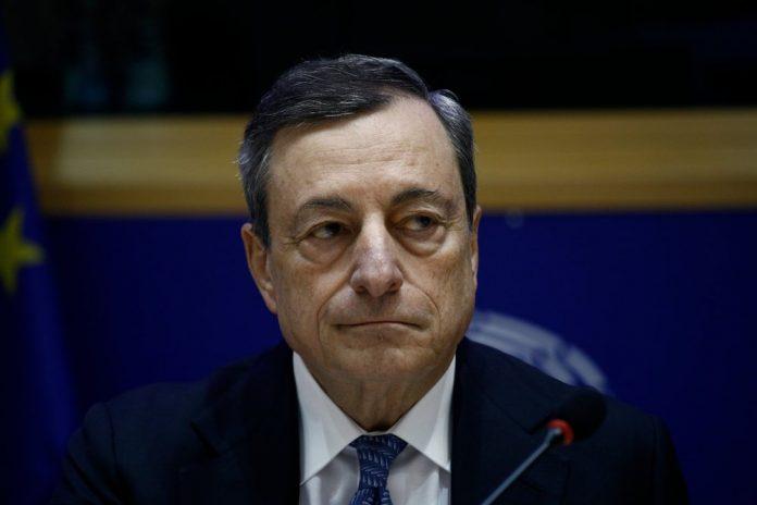 Mario Draghi (foto Alexandros Michailidis/Shutterstock.com)