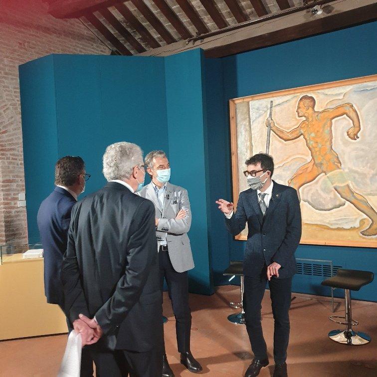 La presentazione a Palazzo Roverella